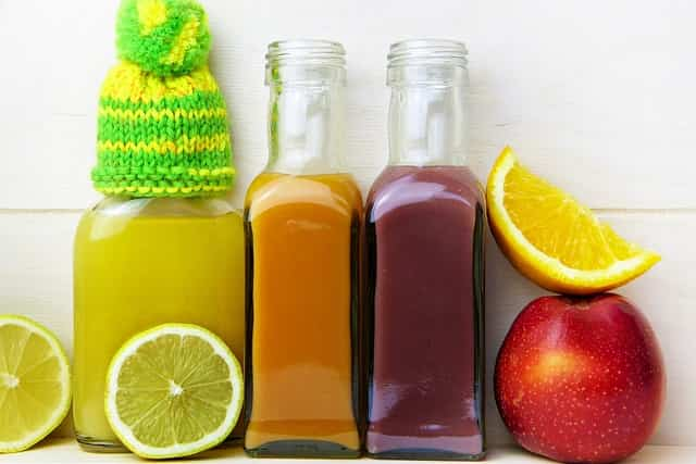 Vitamins and Juices